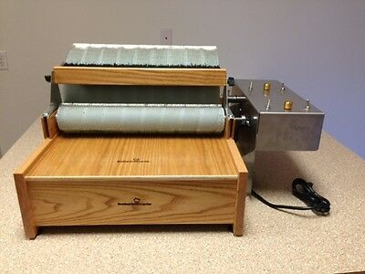 Extra Wide  BrotherDrumCarder Electric Wool Large Motorized Drum Carder