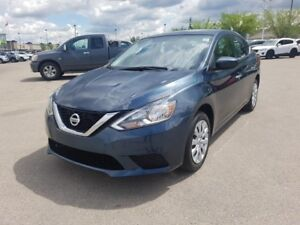 2016 Nissan Sentra S $15995 Accident Free,  Bluetooth,  A/C,
