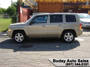 2010 JEEP PATRIOT 4X4 NORTH EDITION