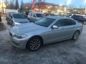 2013 BMW 5 Series 528i xDrive, All Wheel Drive, No Accidents