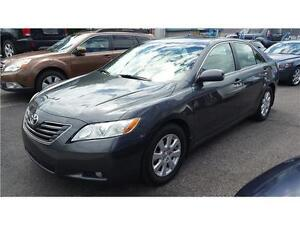 2007 Toyota Camry XLE FULL - TOIT - CUIR - MAG