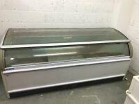 Large Display Freezer (width 220cm)