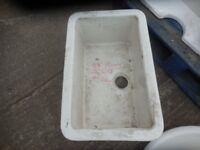 Bellfast sinks GARDEN sinks Herb Planters Kitchen sinks LARGE CHOICE