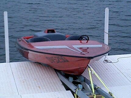 """Ski Boat Mould 17'6"""""""