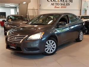 2015 Nissan Sentra 1.8 S **ONLY 66000KM**