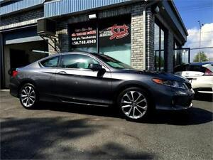 2013 Honda Coupé Accord 2DR EX-L V6 W/NAVI **MANUAL 6 SPEED**
