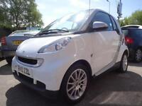 SMART FORTWO PASSION MHD AUTO~10/2010~START / STOP~3 OWNERS~STUNNING WHITE