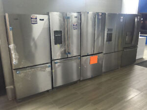 Selection Of New Appliances In Stock & On Sale!