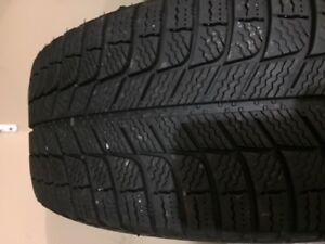 Michelin X-Ice Tires and Rims 205/55/R16