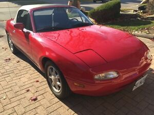 1990 Mazda Miata Like Brand New