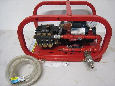Rice Hydro El Hydrostatic Test Pump Hydrostatic Test Pump