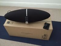 bowers and wilkins zeppelin speaker not working sold for spares or repair