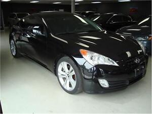 2012 Hyundai Genesis Coupe. 6 Speed. Leather. Sunroof.