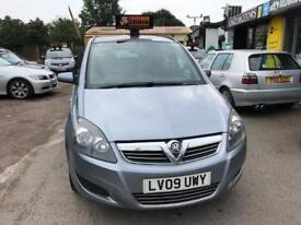2009 Vauxhall Zafira 1.6, MANUAL, WELL LOOKED AFTERED, 7 SEATER