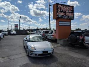 2004 Mitsubishi Eclipse RS**COUPE**MANUAL**NEEDS CLUTCH***AS IS