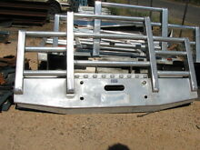 SECOND HAND TRUCK BULLBARS / BUMPERS FOR SALE Torrington Toowoomba City Preview