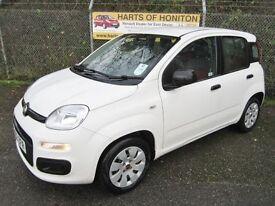 Fiat Panda 1.2 Pop 5DR (white) 2012