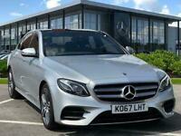 2018 Mercedes-Benz E Class E220D Amg Line Premium Plus 4Dr 9G-Tronic Auto Saloon