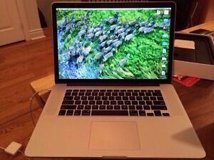 HIGH END EDITING MACBOOK PRO RETINA 16GB 512GB || 3.5GB GRAPHICS