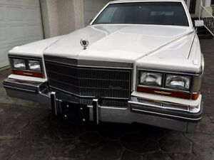 1986 Cadillac limo fleetwood (mint) Strathcona County Edmonton Area image 8