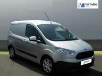 2014 Ford Transit Courier TREND TDCI Diesel silver Manual