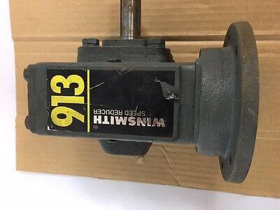Winsmith Gear Reducer Model 913mdn 913mdns31000dn 201 .41 Hp Input 1750