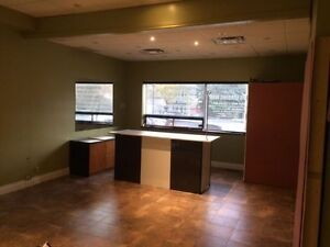 Commercial office space downtown Oakville