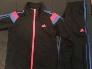 Adidas suits size 6, 6x and 7. AVAILABLE
