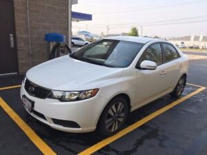 Fully loaded/Heated seat, 2013 Kia Forte EX Sedan