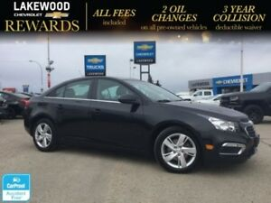 2015 Chevrolet Cruze Diesel (Remote Start, Heated Leather)