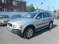 VOLVO XC90 AWD 2004 ( TOIT OUVRANT, 7 PASSAGERS )