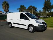 2008 Fiat Scudo Comfort Low Roof LWB White 6 Speed Manual Van Somerton Park Holdfast Bay Preview