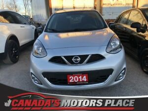 2015 Nissan Micra SR SR 5 speed manual mint SR 5 speed manual mi