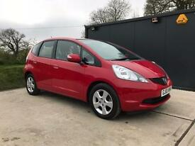 HONDA JAZZ 1.4 i-VTEC ES 5dr (red) 2010