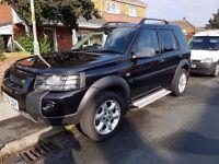 Land rover freelander 1.8 petrol 05 plate