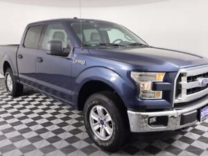 2016 Ford F-150 XLT w/BEDLINER, TRAILER HITCH, ONE OWNER LOW MIL