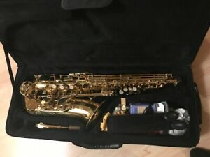 Jean Paul Saxophone- Excellent condition
