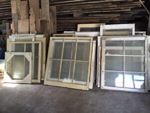 Barn Doors & windows etc