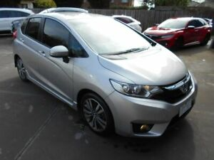 2015 Honda Jazz GF MY15 VTi-L Silver 1 Speed Constant Variable Hatchback Bentleigh East Glen Eira Area Preview