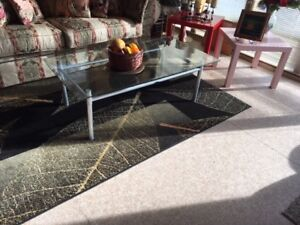 GLASS COFFEE TABLE FOR SALE 5874352682
