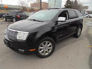 2008 LINCOLN MKX  **AWD**  **PANORAMIC**