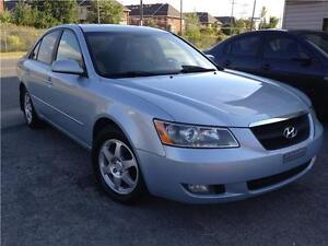 Hyundai Sonata GL 2006  LOADED AUTOMATIC+AC,,EXCELLENT COND,,