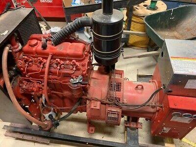 25kw Diesel Generator Perkins Emergency Standby Genset 120208v