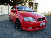 2007 Holden Barina TK MY07 Red 5 Speed Manual Hatchback Yeerongpilly Brisbane South West Preview