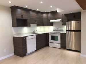 2 bedroom ground level for rent 1100 sq.ft $1680(Lougheed mall)