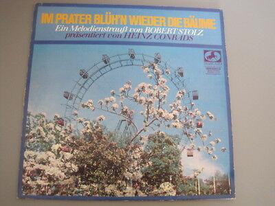 Vinyl LP - Im Prater blüh`n wieder die Bäume, Marcato 75543 -P9 im Zustand VG