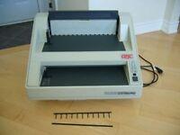 GBC Velobind System 3 Pro Electric Binding Machine