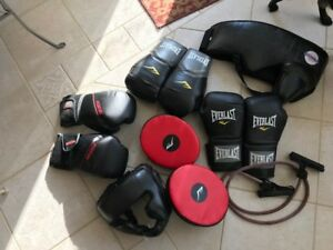 Mixed Martial Arts/Boxing Equipment For Sale $35.00