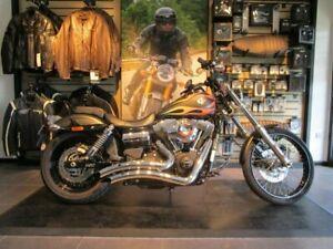 2015 Harley-Davidson FXDWG Wide Glide