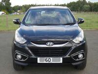 2010 HYUNDAI IX35 1.6 GDI STYLE 2WD ++ HPI CLEAR ++ FULL SERVICE HISTORY ++ BARGAIN MAY P/X ++